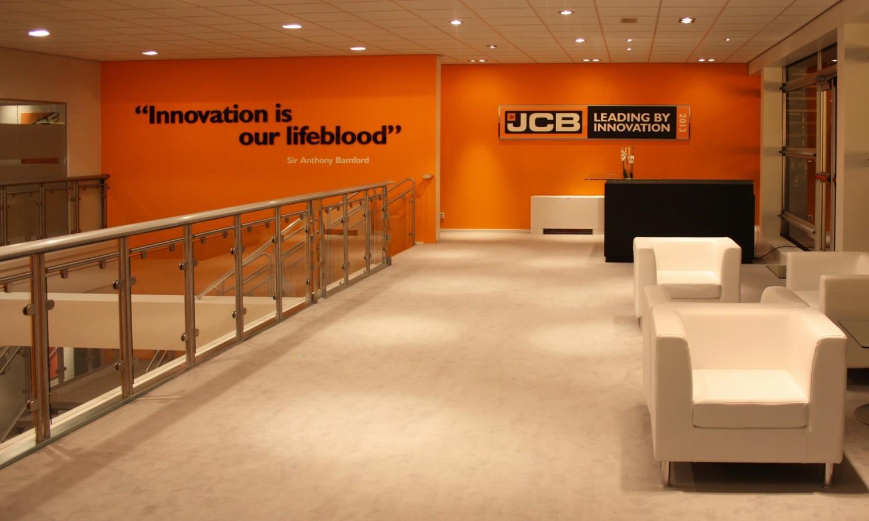 JCB, Bauma Munich