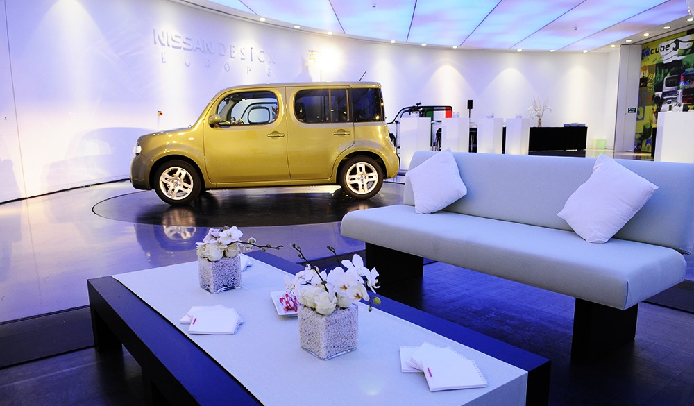 Nissan, Cube Launch