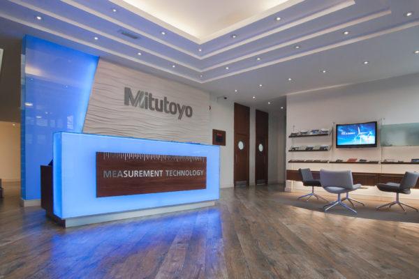 Mitutoyo - Interior design