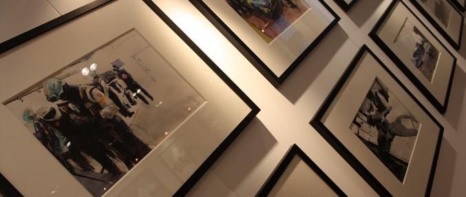 Aston Martin, Centenary Art Exhibition