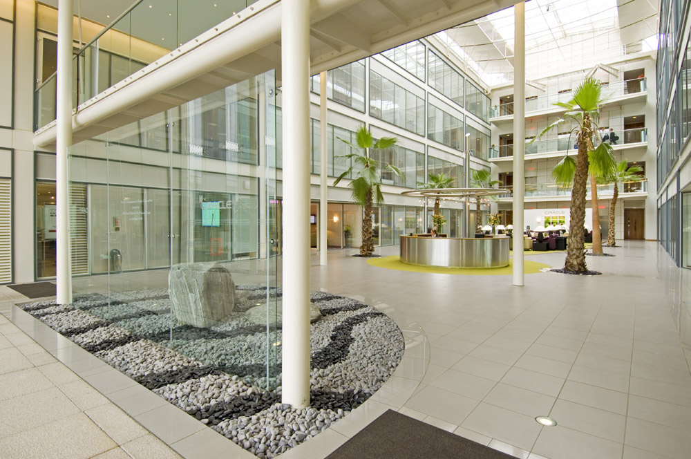 Oracle European HQ, Reading