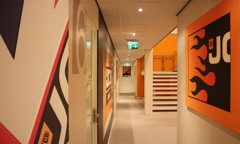 Office corridor 3