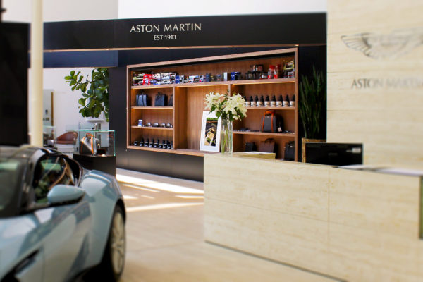 Aston Martin - Accessories Shop